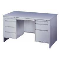 ESSEN钢制办公桌双边单边吊抽式落地式