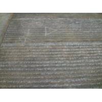 高铬合金堆焊耐磨复合双金属衬板 规格5+3 6+4  港口电