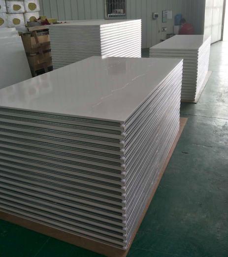 净化岩棉板净化硅岩板净化中空玻镁板
