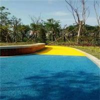 衡阳市彩色透水混凝土;透水砼外加剂;材料厂家直销;