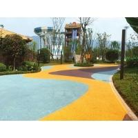 西昌市销售透水混凝土 透水地坪 压模地坪材料厂家欢迎来电咨询