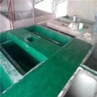 污水池贴布环氧防腐涂料两布三油