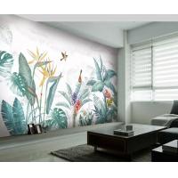 定制无缝墙布电视背景墙壁画壁纸
