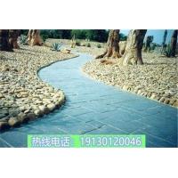 北京透水混凝土材料,透水混凝土施工工藝