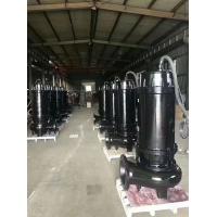 铸铁不锈钢大功率无堵塞潜水排污泵