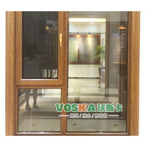 南京金钢一体窗系列-85欧式金刚一体窗-沃斯卡门窗系统