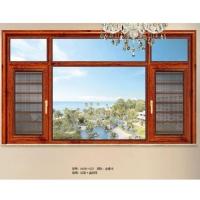 沃斯卡门窗 120豪华一体窗系列 WSK-022