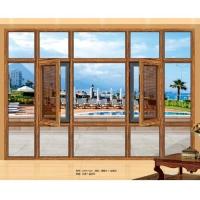 沃斯卡门窗 120豪华一体窗系列 WSK-023