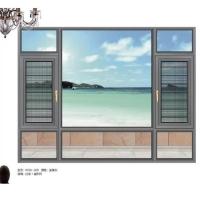 沃斯卡门窗 120豪华一体窗系列 WSK-025
