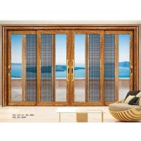 沃斯卡門窗 205防水一體重型門系列 WSK-001