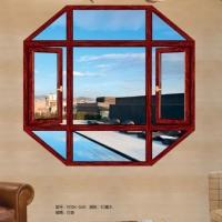 沃斯卡門窗 新75尊享系統窗系列 WSK-040