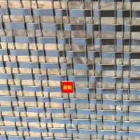 不锈钢304装饰网帘 挂饰网帘 金属装饰网