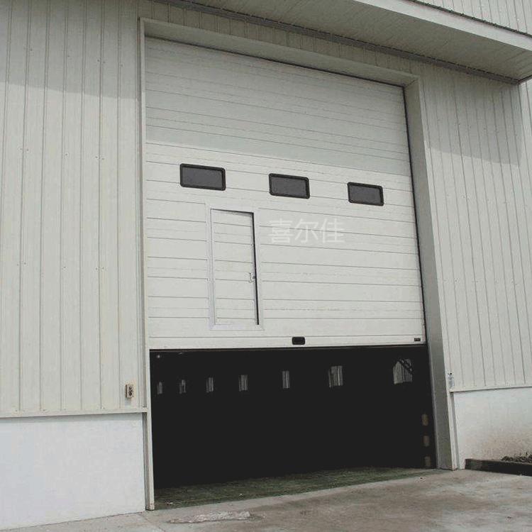 喜尔佳工业提升门