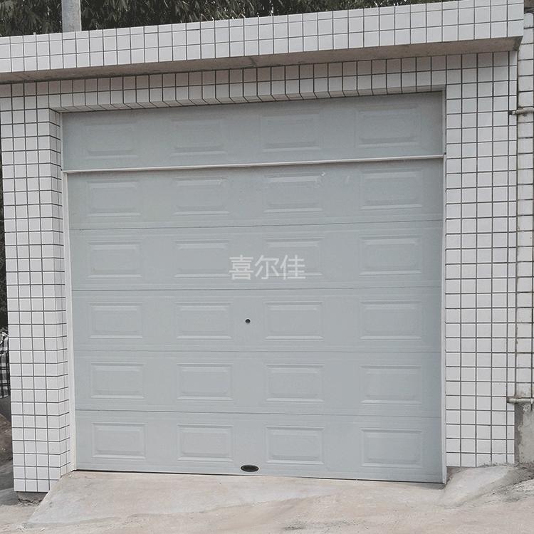喜尔佳彩钢车库门