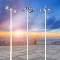 高杆灯户外道路可升降路灯广场球场体育场路灯新款高度可定制