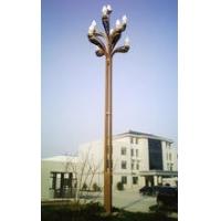 支持厂家定制LED八叉九火中华灯玉兰灯景观灯市政道路生产厂家