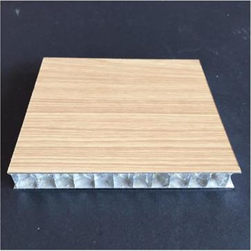 铝蜂窝复合板石材复合板透光玻璃钢