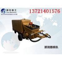 河北邯郸水泥砂浆泵注浆机技术参数