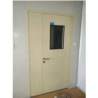 厂家承接医院门定制 筑森医院钢质门生产