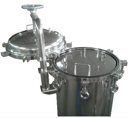 精密過濾污水飲料化工液體過濾器