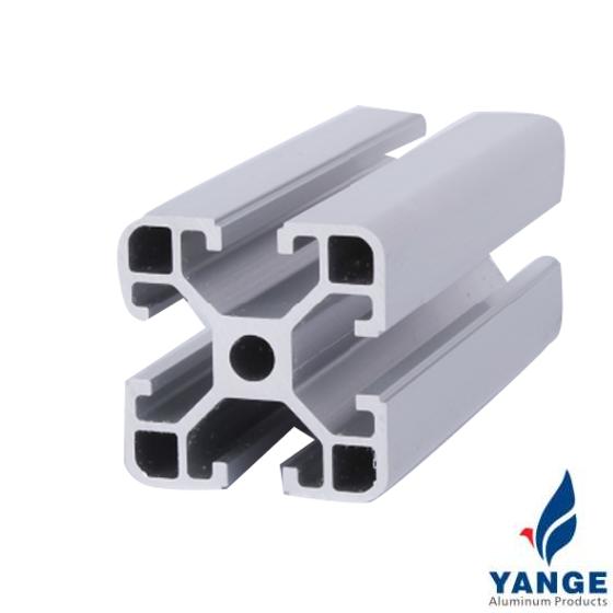 鋁型材4040歐標鋁合金型材方管框架鋁材加工40*40工業鋁