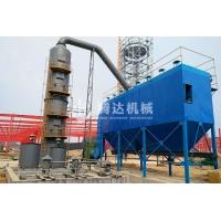 郑州腾达机械脱硫除尘石灰石-石膏法脱硫工艺