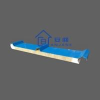 【蓋帽瓦楞板】 浙江金華蓋帽式瓦楞彩鋼夾芯板|屋面瓦楞板價格