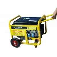 230A汽油发点点焊机带拖车