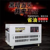 純銅35kw靜音汽油發電機型號TOTO35