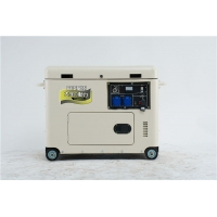 静音型8kw柴油发电机声光报警