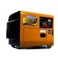 全自动7kw静音柴油发电机优势