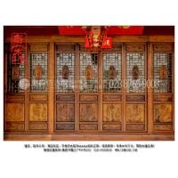 成都可以定制仿古门窗实木仿古门窗_中式建筑门窗吗?