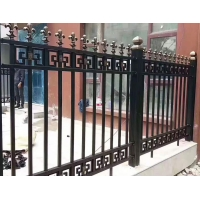 湖南常德別墅圍欄定制|鋁合金別墅圍欄款式圖片