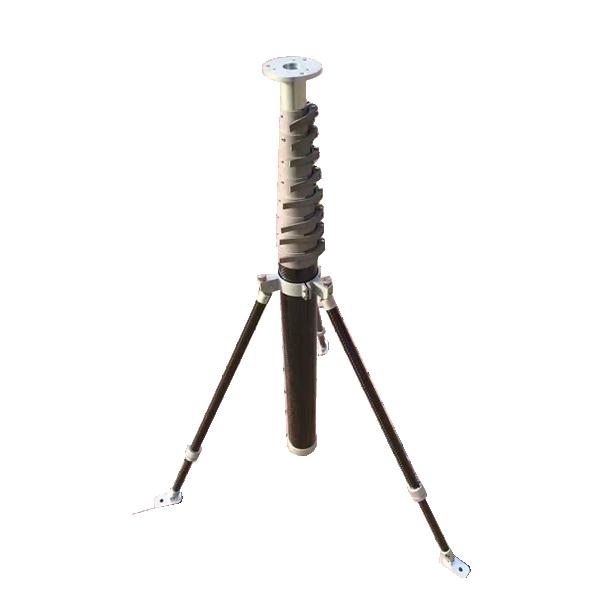 河南汇龙生产优质升降杆批发 可定制升降式避雷针 手动升降避雷