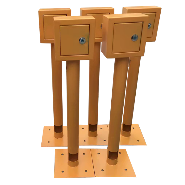 河南生产常用各型号不锈钢测试桩 绝缘接头测试桩 管道测试桩批
