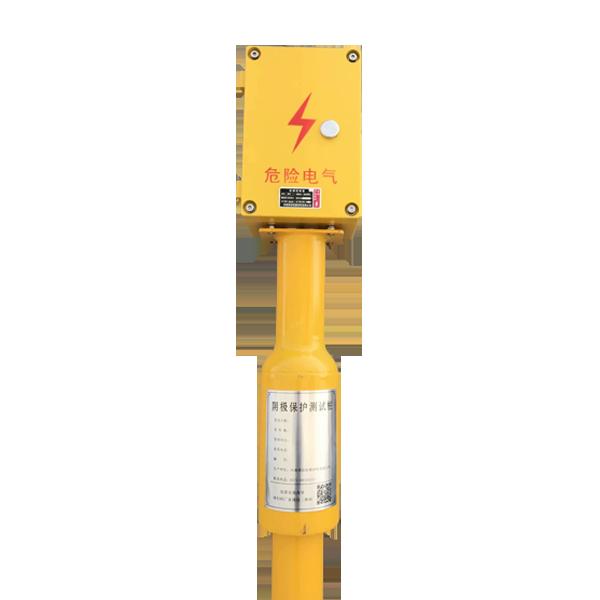 河南生产常用各型号绝缘接头测试桩 管道测试桩价格 不锈钢测试