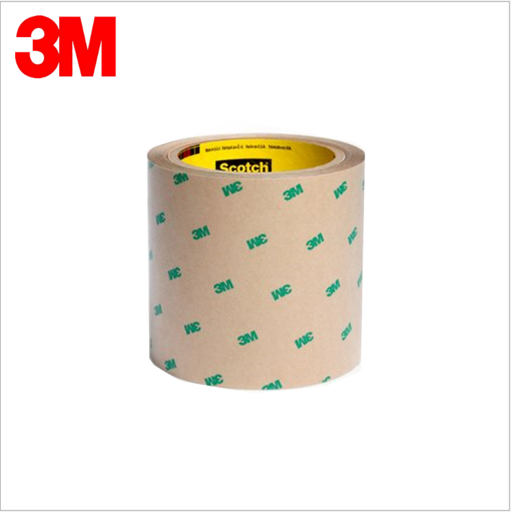 3M9795 3M透明pet双面胶带耐高温 3M强力双面胶高