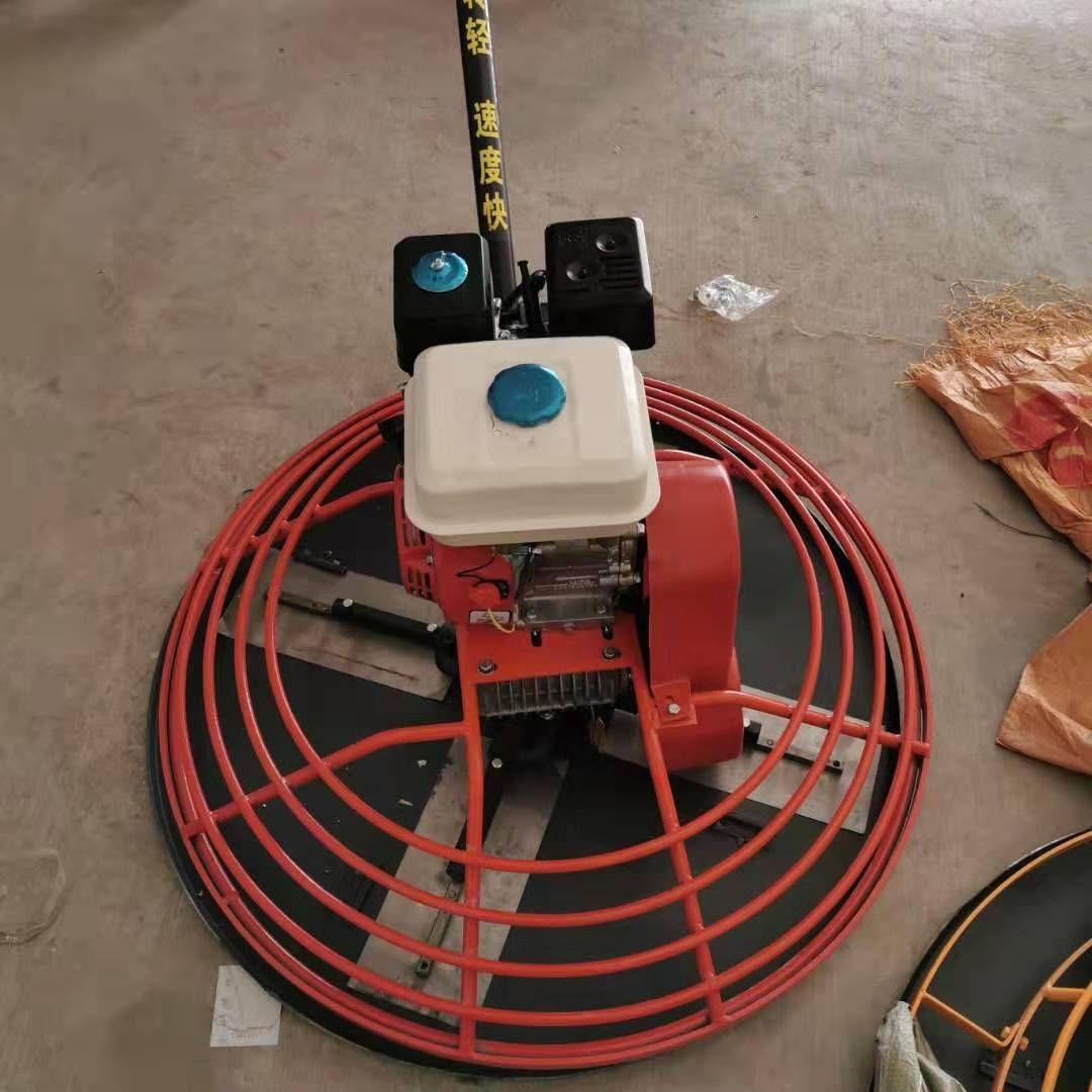手推式抹光機-- 路面機械