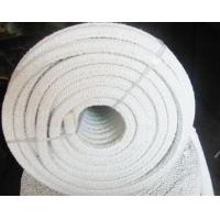 聚格硅酸铝绳 耐高温机编硅酸铝纤维绳  防火硅酸铝陶瓷纤维绳