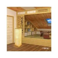 大唐和室榻榻米-和室配套产品系列-和室灯-落地灯