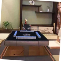 大唐席业南京总代理-和室配套产品系列-和室桌