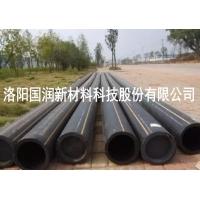 国润新材DN630PE燃气管