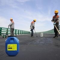 淞源防水AMP-100桥面防水涂料