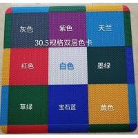 河北沧州肃宁幼儿园室内外运动场地悬浮拼装地板价格