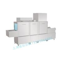商用电热通道式全自动长龙式洗碗机