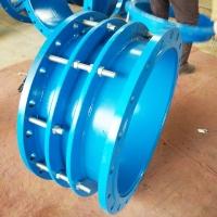 VSSJA-2型伸缩器钢制伸缩器法兰伸缩节 自来水管道连接