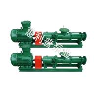 G型单螺杆泵惠利普泵业