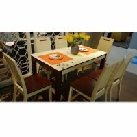 钢化玻璃实用餐桌玻璃CZ02650-A