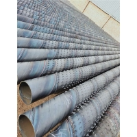 桥式滤水管 打井钢管 井壁钢管  高强度滤水管  穿孔式滤水