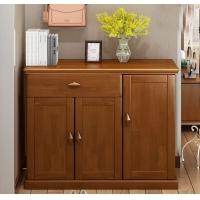 榆林家具市场鞋柜衣柜橱柜实木家具